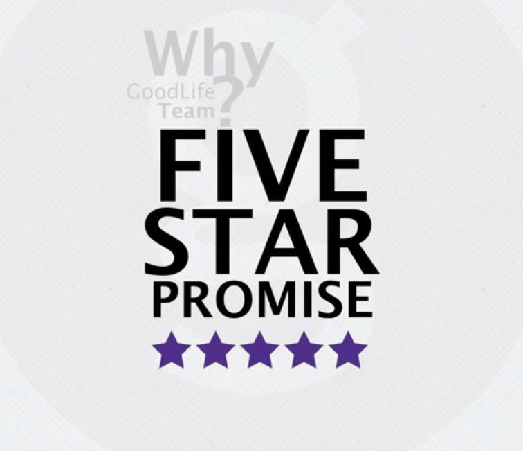 pa SLIDE 3 The 5 Star Promise Slide