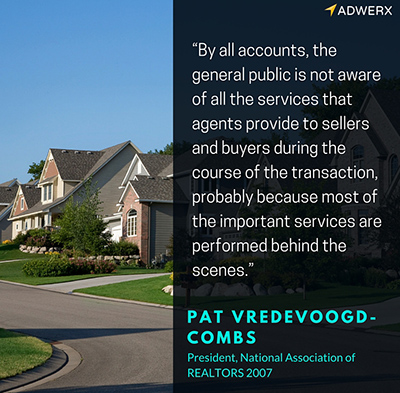 adwerx 184 Things that Agents Do quote