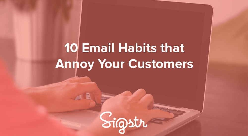 contactually annoying email habits 1