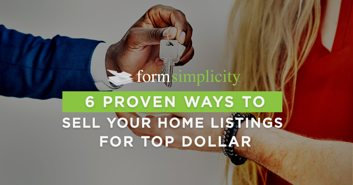 fs sell your listings for top dollar