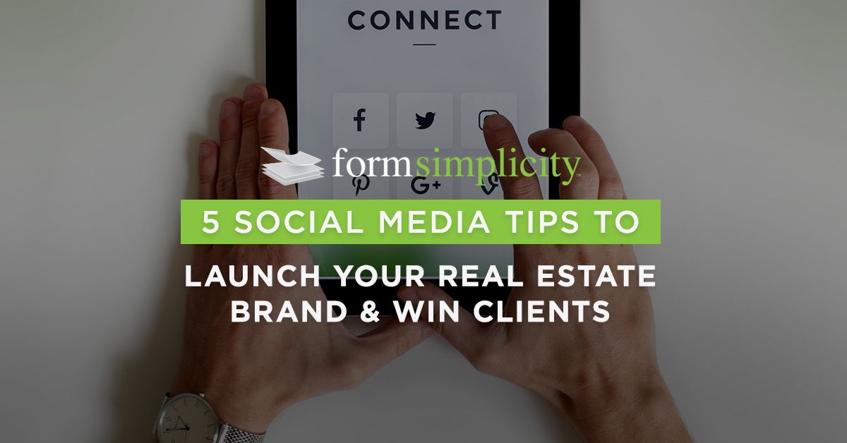 fs social media tips launch brand win clients