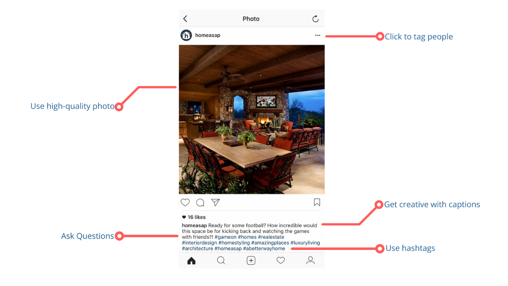 hasap how to use instagram marketing 2