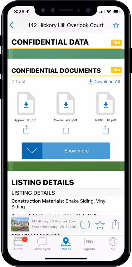 homesnap introducing listing docs 1
