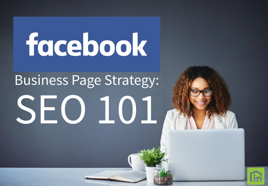 ire facebook business page strategy seo 101
