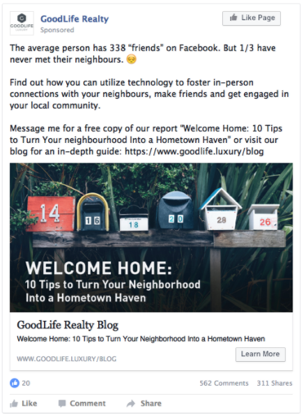 pa 3 steps to increase impact from your real estate newsletters 4