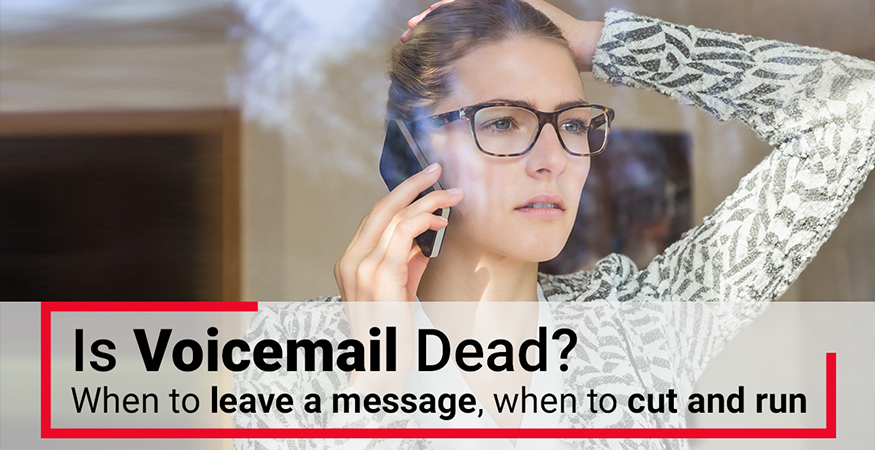 rdc convert leads who send you to voicemail