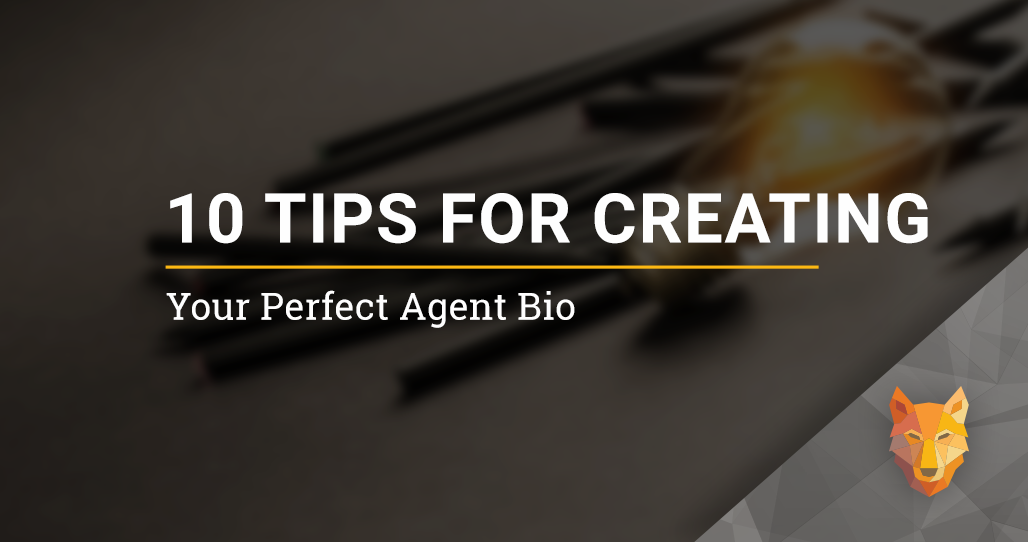 wolfnet 10 Tips for Creating Your Bio