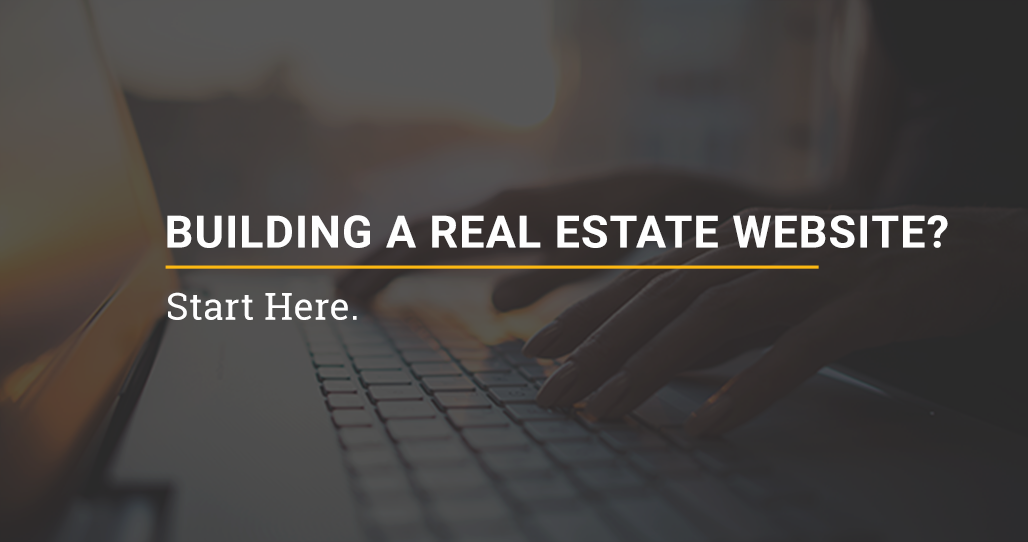 wolfnet building a real estate website start here