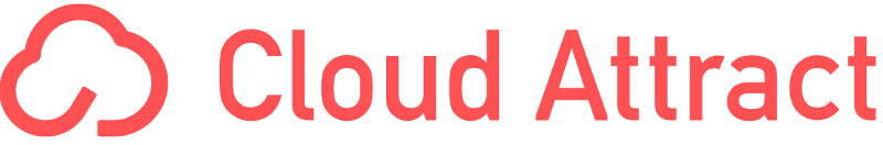 cloud attract logo