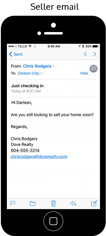 rdc send 9 word seller email to cold prospects 2