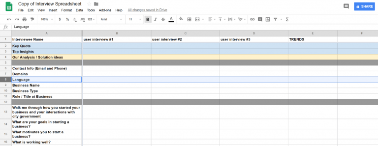7 Google Sheet Templates For Real Estate Businesses