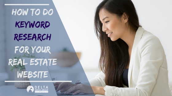 delta keyword research your website