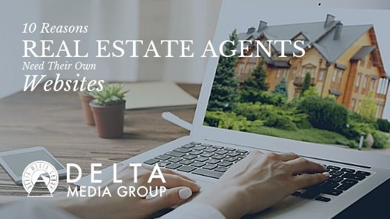 delta reasons agents need their own websites