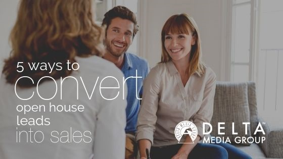 dmg convert open house leads into sales