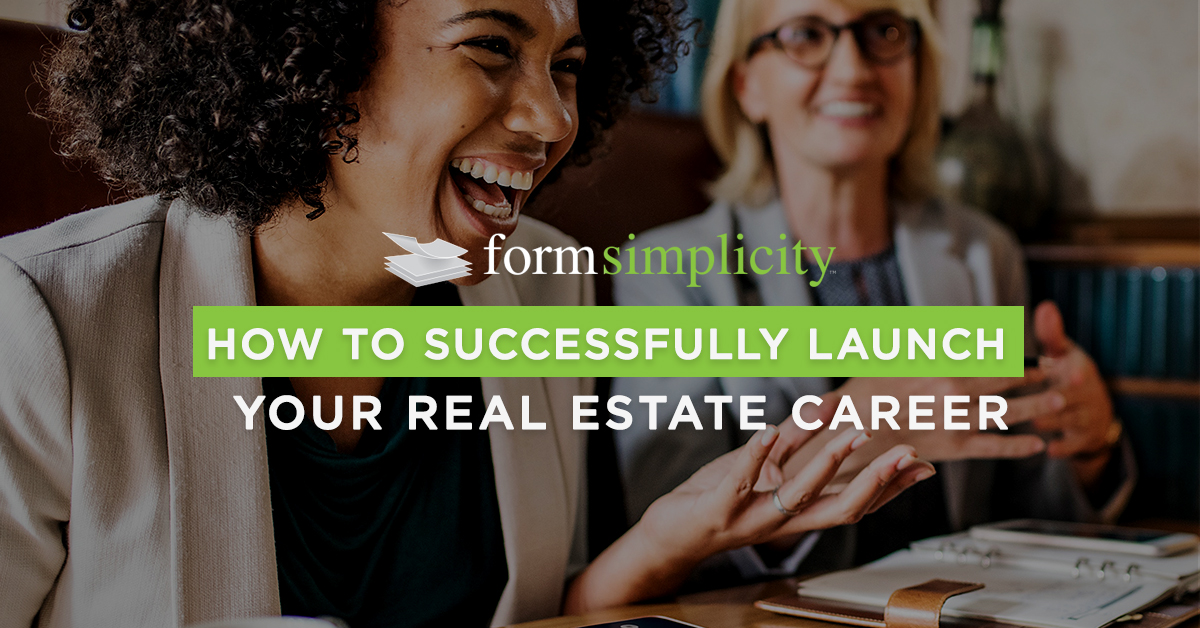fs successfully launch your real estate career