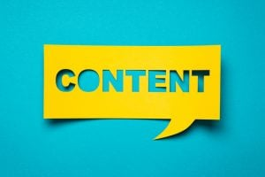 ixact marrying content marketing