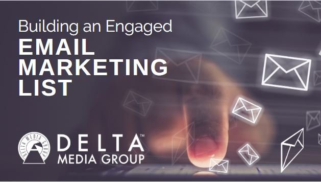 delta building engaged email marketing list