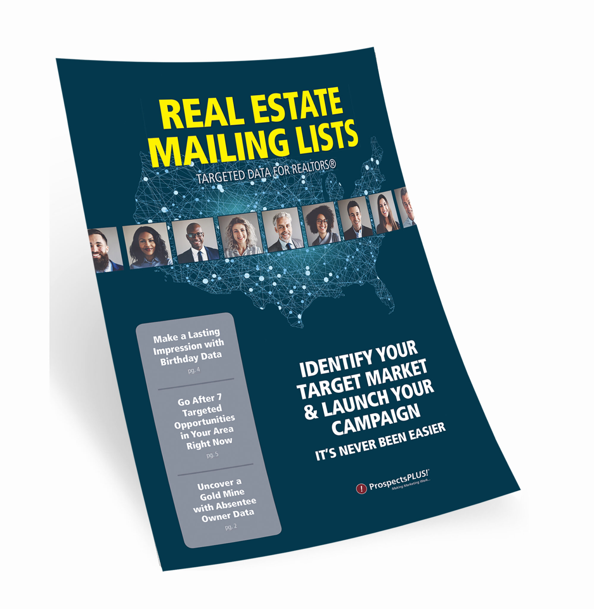 frifree pp Real Estate Mailing List Guide