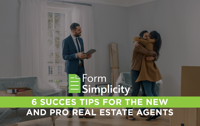 fs 6 success tips for real estate agent