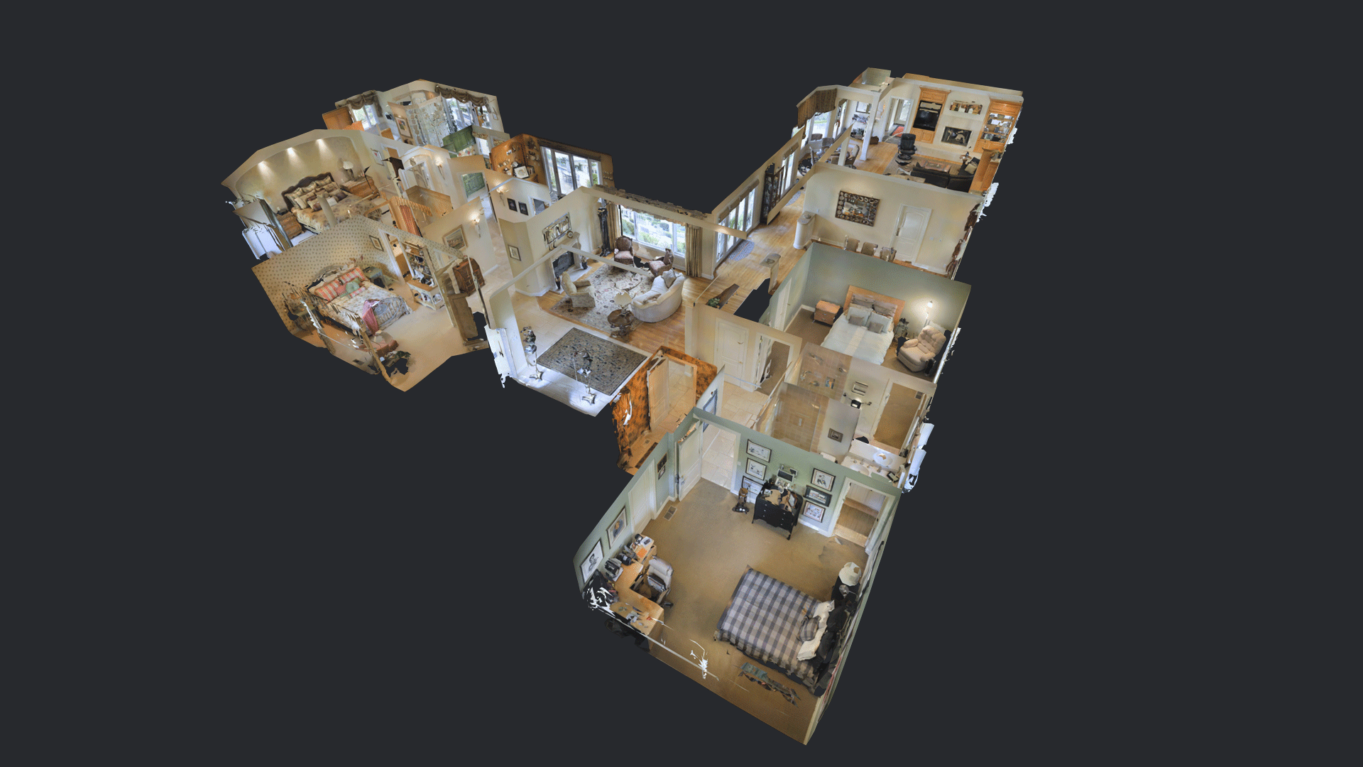 matterport virtual tours new qualification tool 2