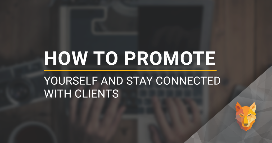 wolfnet promote yourself stay connected 1