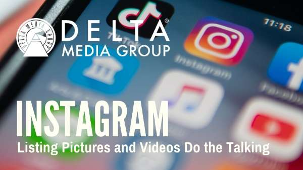 delta pictures video do talking on instagram