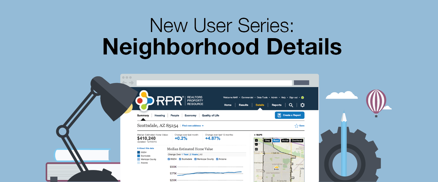 New User Series Neighborhoods