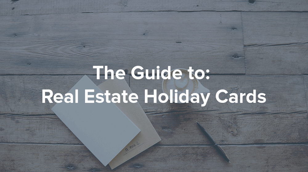 contactually guide holiday cards