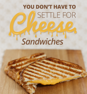hdc cheese sandwiches