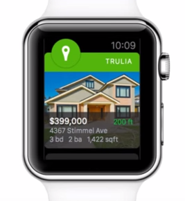 zillow wearables trulia