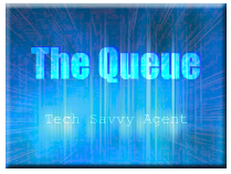 The Queue logo