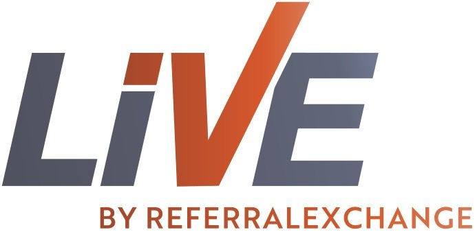 LIVE referal exchange logo