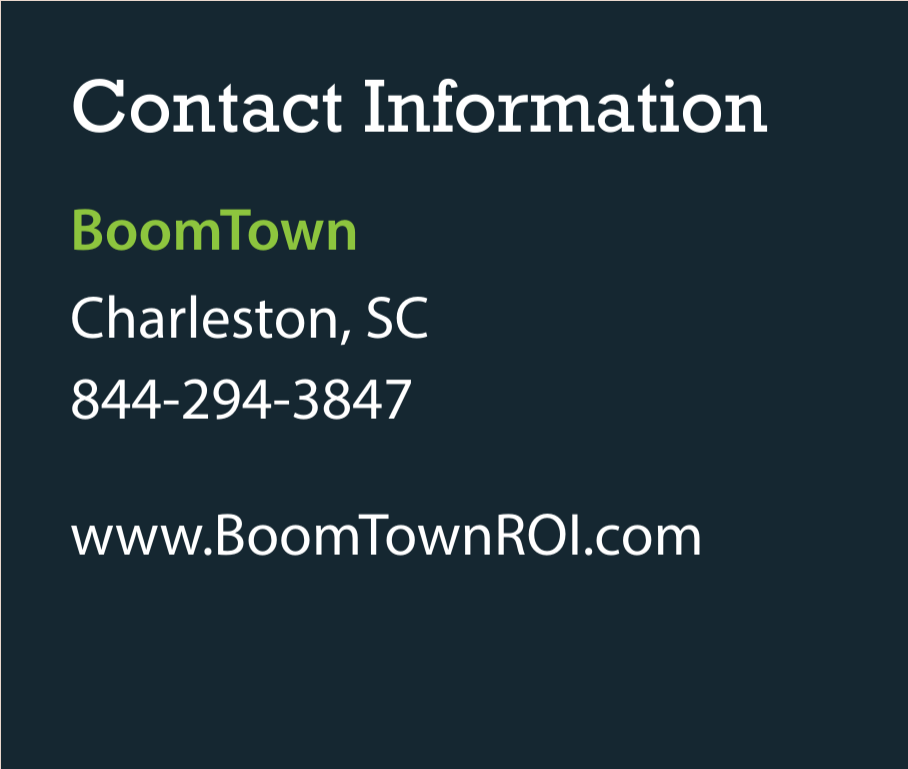 contact boomtown