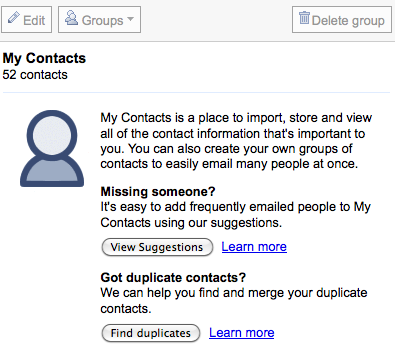 gmailmycontacts