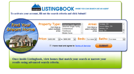 listingbook find your dream home