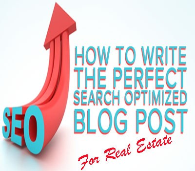 leading agent the perfect real estate blog