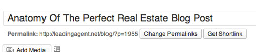 leading agent the perfect real estate blog 02