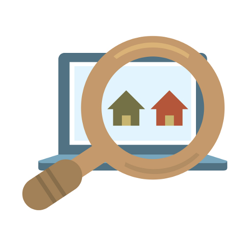 magnify home search