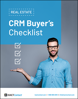 ixact crm buyers checklist ebook